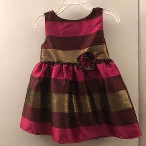 Toddler girl 24M party dress